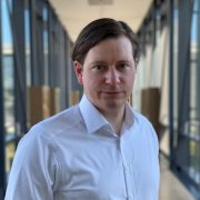 Dr. Justin Bisping, Head of Digitalization at thyssenkrupp Cement Technologies